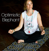 Optimistic Elephant Yoga Mats