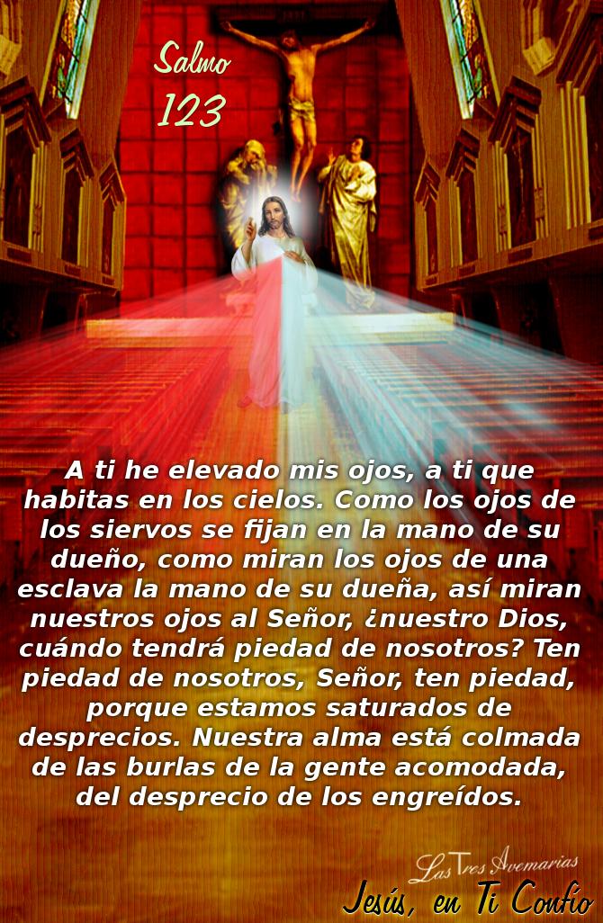 El Salmo Salmos Catolicos