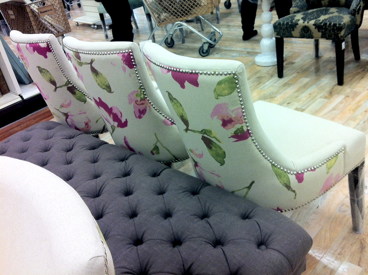 Great I Seriously Stared At These Chairs For A Good 10 Minutes Trying To Justify  Bringing Them Home. HomeSense In The Spring.