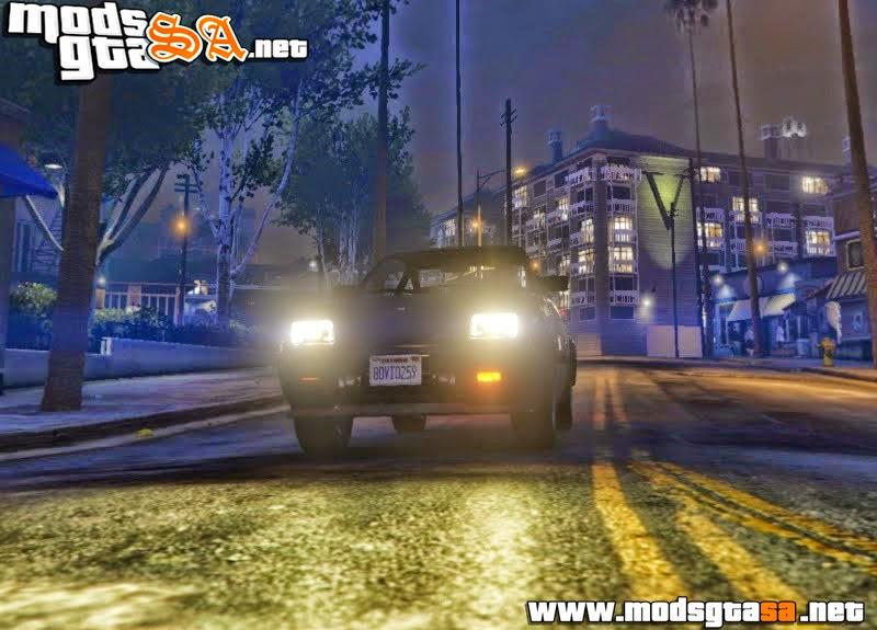 V - Mod dar Seta Para GTA V PC