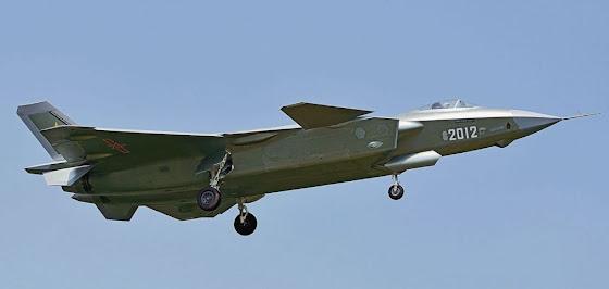 J-20 Powerful Dragon