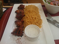 Chicken Tandoori Kabab