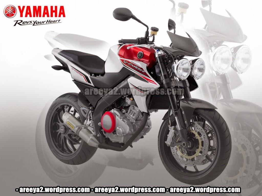 Gambar Modifikasi Motor Yamaha New Vixion Lightning