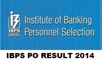 IBPS PO IV Results