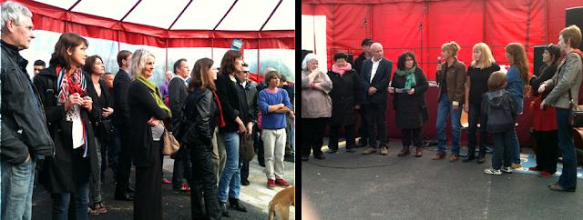 Festival ici-ailleurs Brest 2013, Brigitte Rio