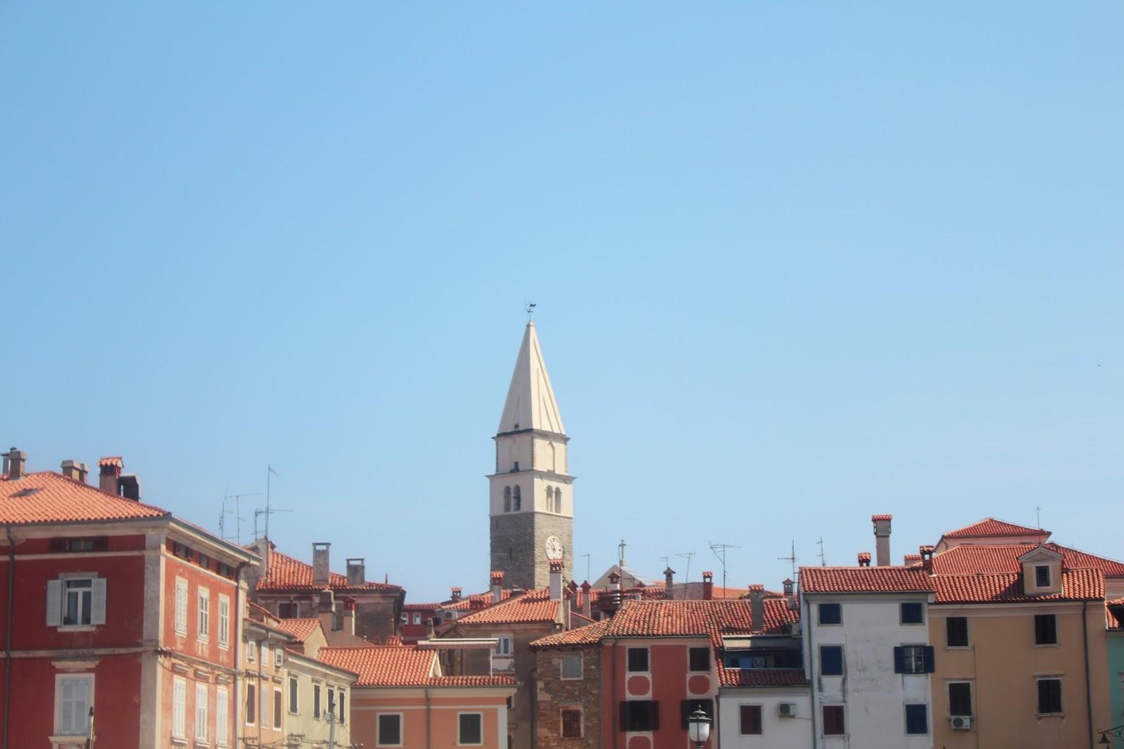 Slovenia travel Izola