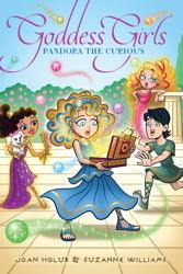 Goddess Girls #9 - Pandora the Curious