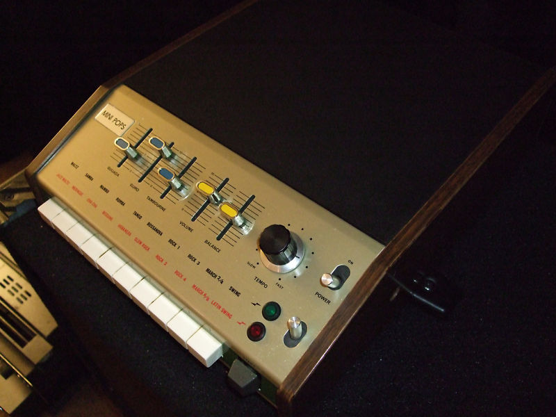 korg analog drum machine