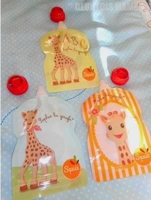 squiz et sophie la girafe