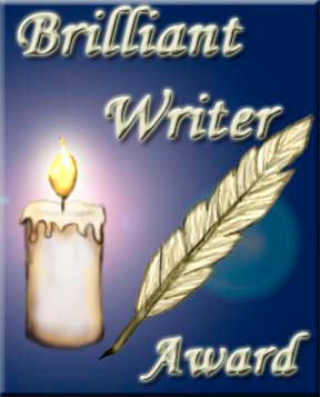 Brilliant Writer Award