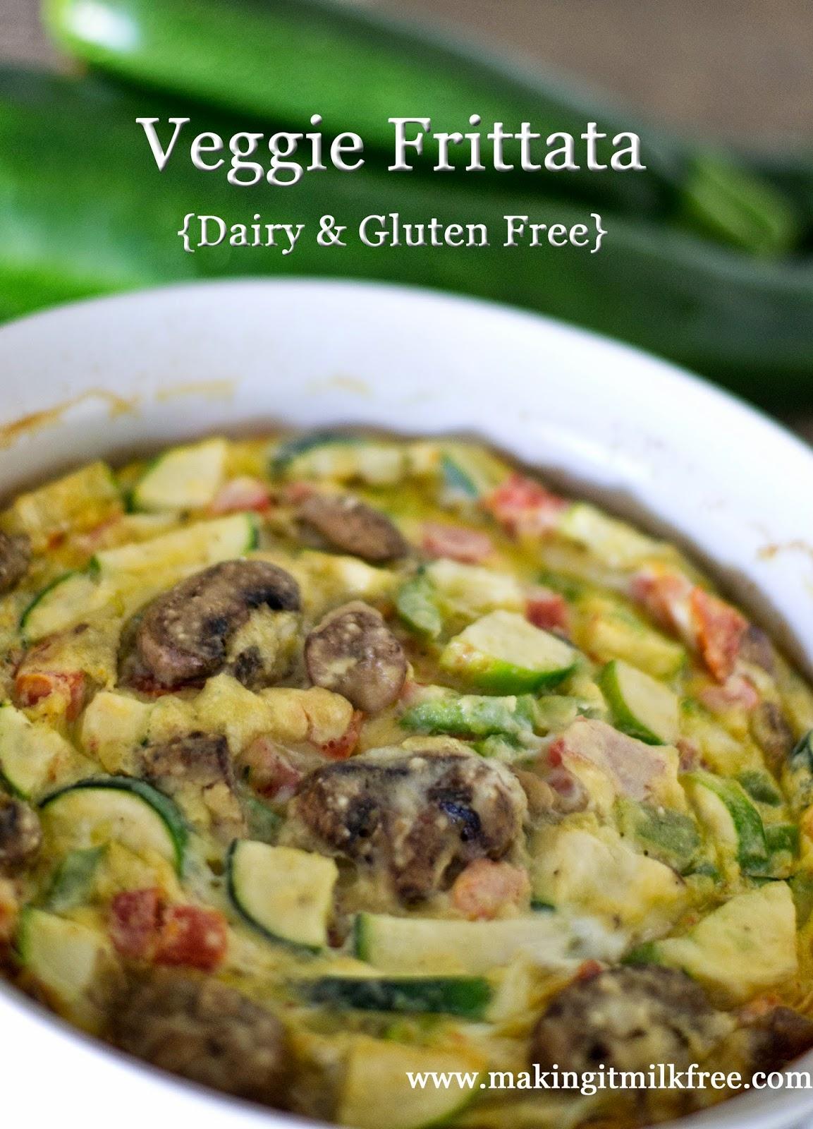 #dairyfree #glutenfree #vegetable #frittata