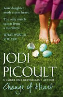 Book cover of Change of Heart by Jodi Picoult