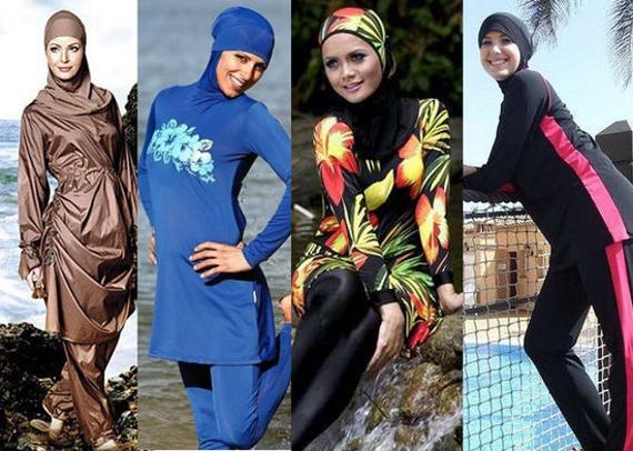 Model Dan Harga Baju Renang Muslimah Dian Pelangi Elzatta