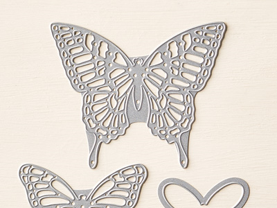 Butterfly Framelits - Here soon!