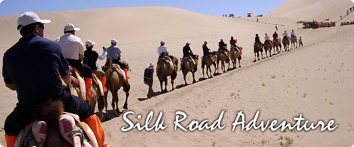 Paket Tour China Silk Road Promo