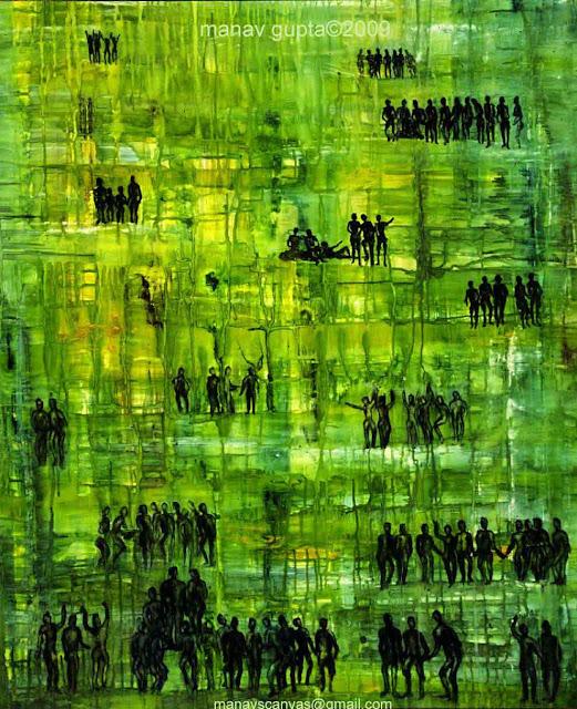 Manav Gupta Artist