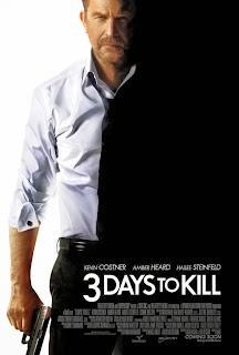 Watch 3 Days to Kill (2014) movie free online