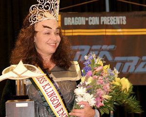 """Kontes Pemilihan """"Miss"""" Terunik di Dunia: Miss Klingon Empire"""