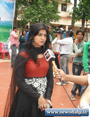 Ragini, Odia film Gadbad Actress