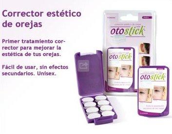 Otostick corrector est tico de orejas consejos de farmacia - Pegatinas para la pared ...