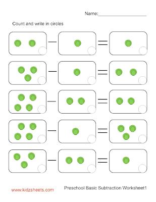 Free Printable Preschool Basic Subtraction Worksheets, Free Worksheets, Kids Maths Worksheets, Maths Worksheets, Preschool Basic Subtraction Worksheets,Basic Subtraction, Preschool, Kids Subtraction,Subtraction