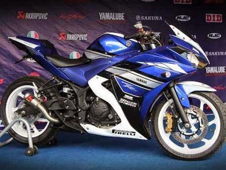 Yamaha R25 Special Edition 2015