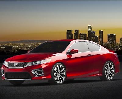 Mobil Honda Terbaru 2013