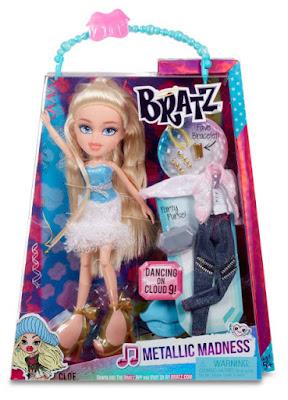 OYS : JUGUETES - BRATZ : Metallic Madness Cloe | Muñeca - Doll Producto Oficial 2015 | MGA 536956 | A partir de 5 años Comprar Amazon España & buy Amazon USA