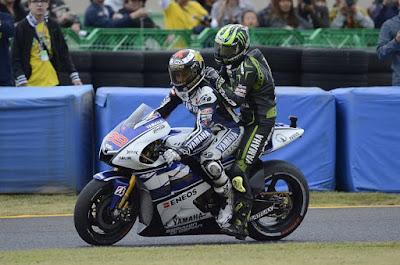 Motor Canggih MotoGP Rata-rata Habiskan BBM Dibawah 20 Liter dalam Sekali Balap