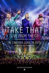 concert take that the o2 arena