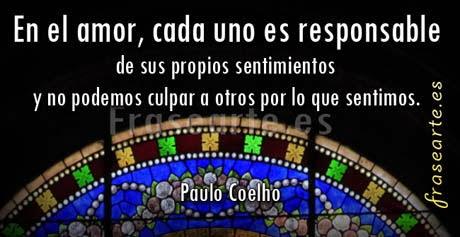 Mensajes de amor, Paulo Coelho