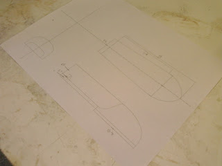 laying out a seat design