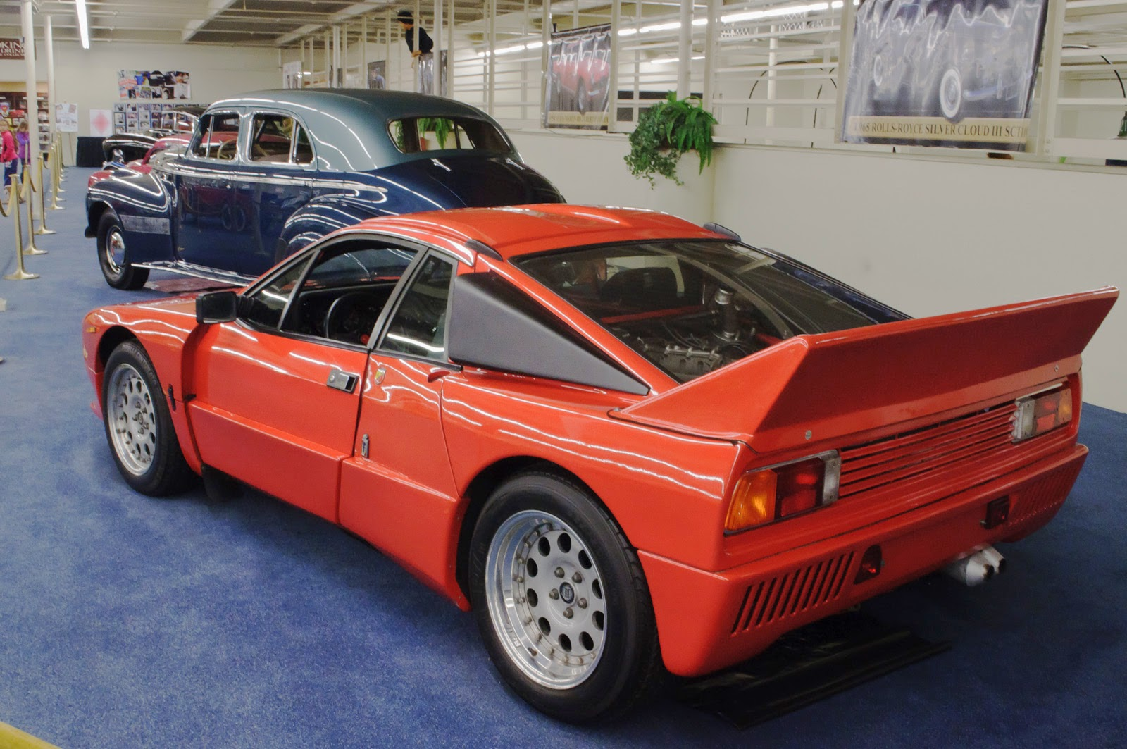 Lancia 037 Dalla Strada Ai Rally Il Passo 232 Breve