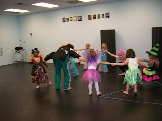 charlotte nc dance school dress up bring a friend week