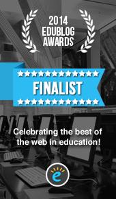 2014 EduBlog Award Finalist