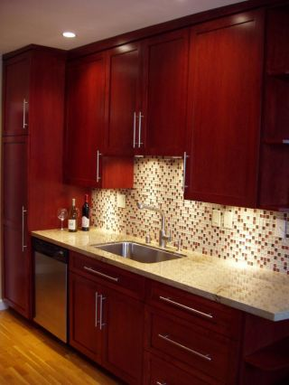 Cherry Kitchen Cabinets Pictures Kitchen Design Best