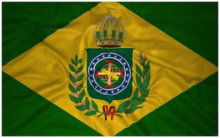 Bandeira Imperial | www.professorjunioronline.com