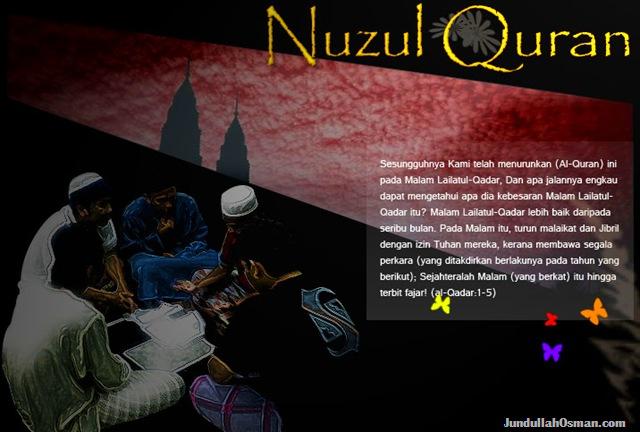 Apa Itu Nuzul Al Quran Best Lifestyle Blog Malaysia