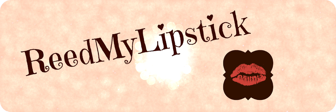 ReedMyLipstick Beauty Blog
