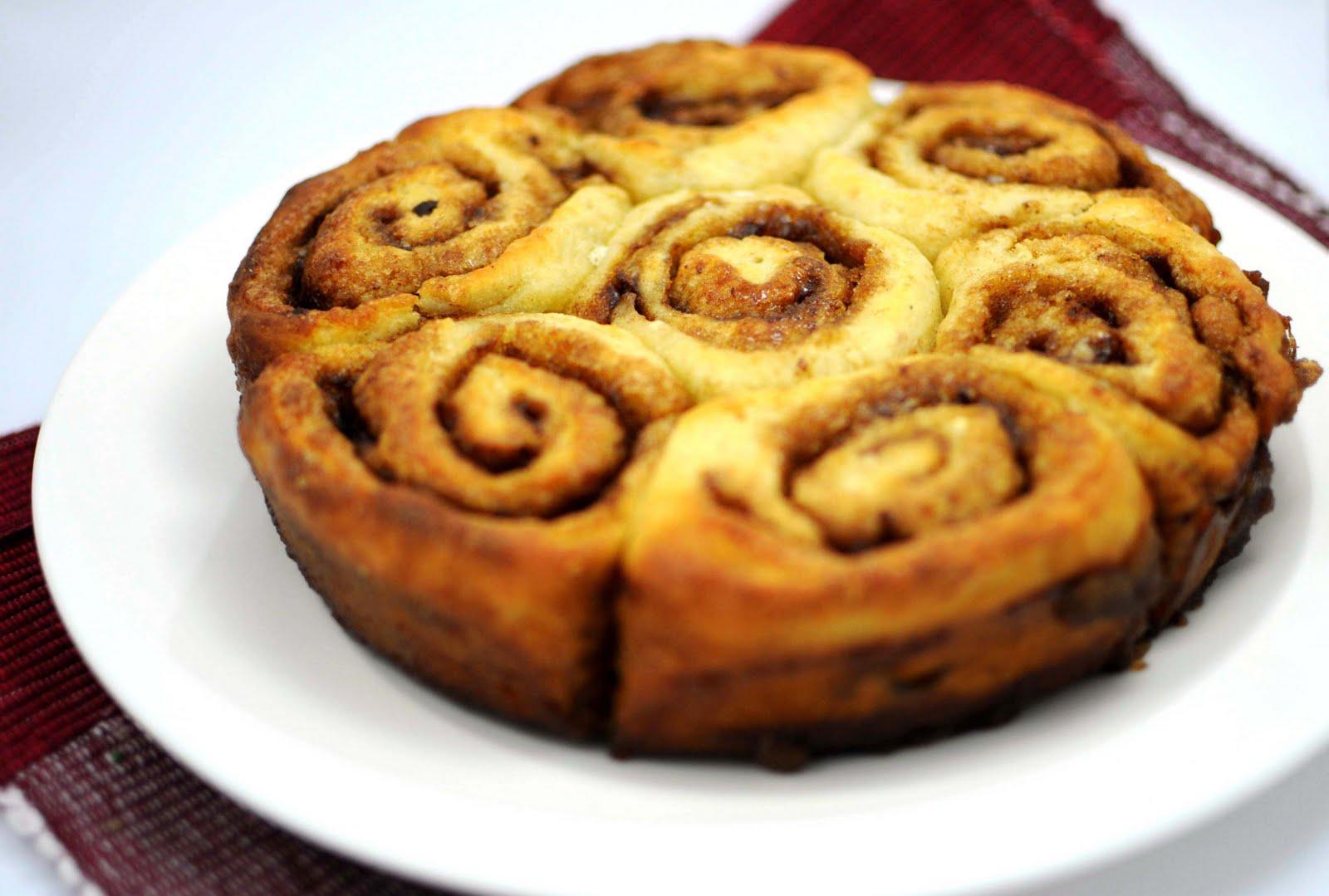 Sweet make me Smile ..: Fastest Cinnamon Buns, for real!