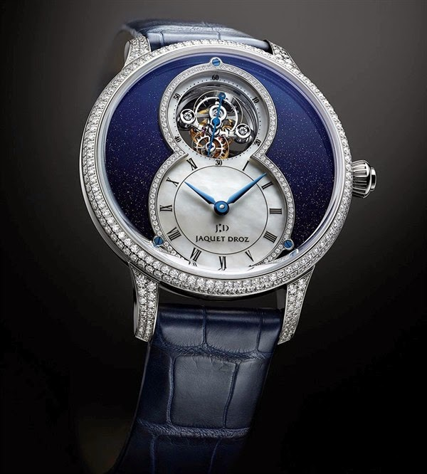Grande Seconde Tourbillon Aventurine