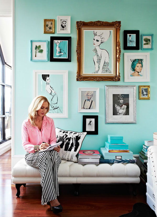 La casa perfecta del perfecto vestidor a home with the - La casa vintage ...