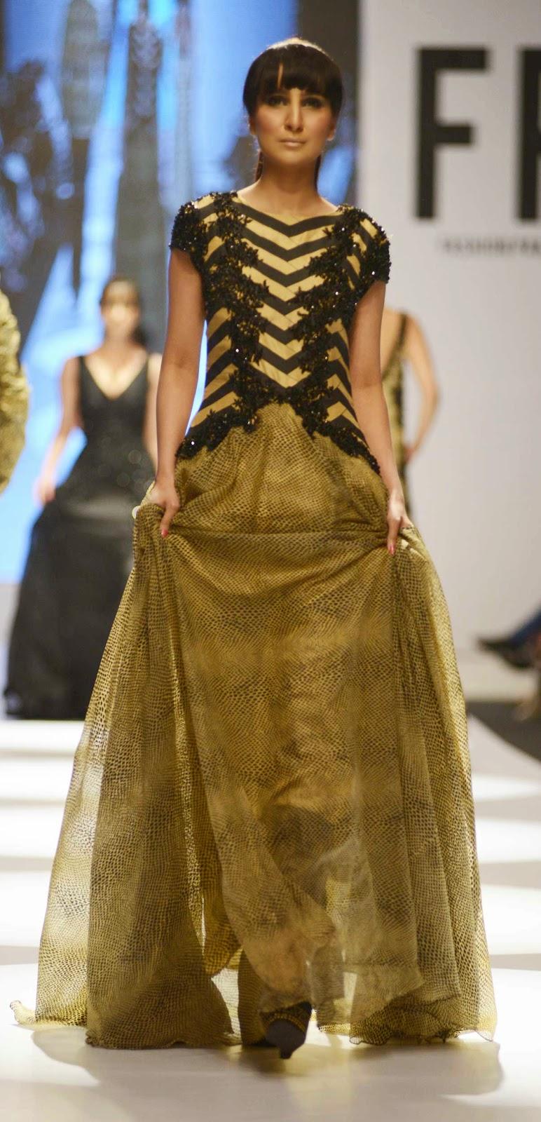 Fashion Pakistan Week 6 Hsy Hassan Sheheryar Yasin Spring 2014 Venom Collection