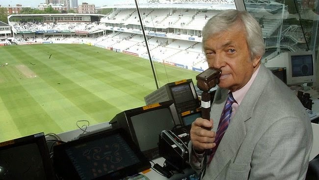 Richie Benaud died 10 april 2015 84 years