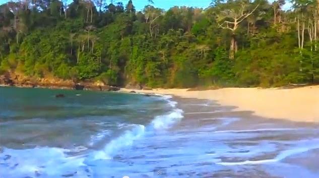 pantai sexy dan masih perawan