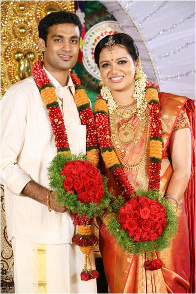 Singer Jyotsna Wedding Photos