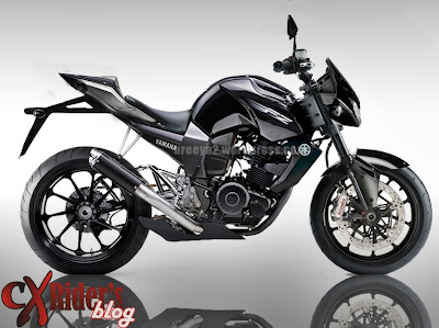 yamaha byson street fighter