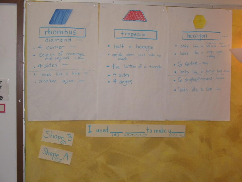 Fun To Teach ESL - Teaching English as a Second Language: Charts ...