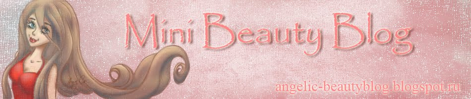 Mini Beauty Blog