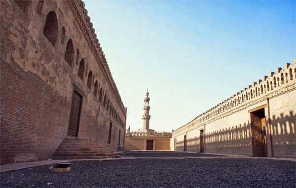 Ibn Thoulun mosque